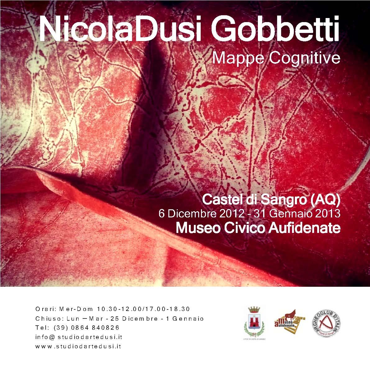 Nicola Dusi Gobbetti, Museo Aufidenate