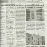 Dusi Gobbetti personale museo gonzaga
